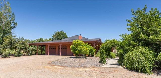 Single Family Home for Sale at 17500 Butts Canyon Road Middletown, California 95461 United States