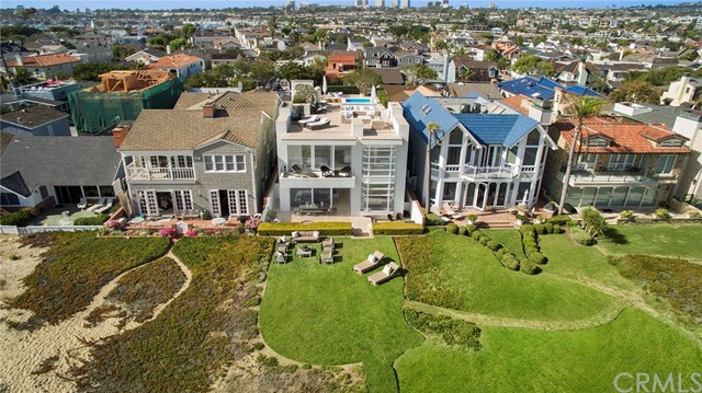 Single Family Home for Sale at 2046 Oceanfront E Newport Beach, California 92661 United States