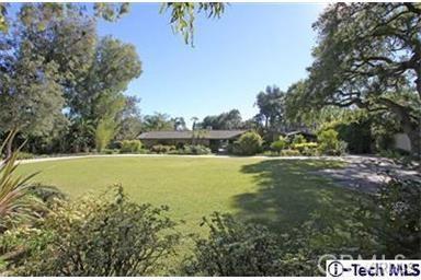 Single Family Home for Sale at 2804 California Boulevard E Pasadena, California 91107 United States