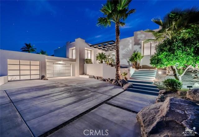 Single Family Home for Sale at 599 Camino Calidad 599 Camino Calidad Palm Springs, California 92264 United States