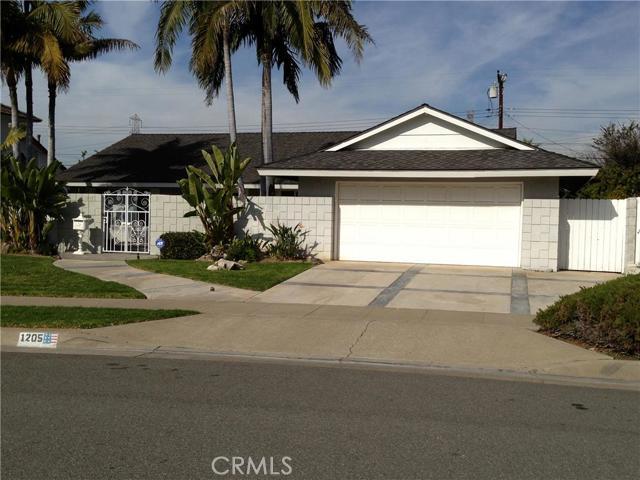 Single Family Home for Rent at 1205 Carleton Avenue E Orange, California 92867 United States