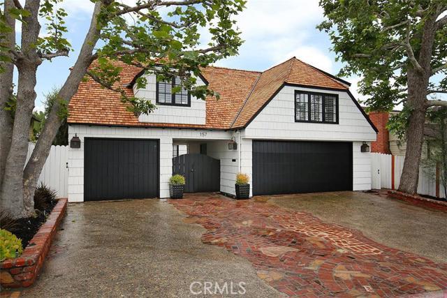 Single Family Home for Sale at 157 Chiquita St Laguna Beach, California 92651 United States