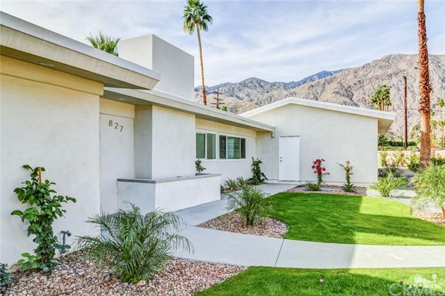Single Family Home for Sale at 827 San Lorenzo Road 827 San Lorenzo Road Palm Springs, California 92264 United States