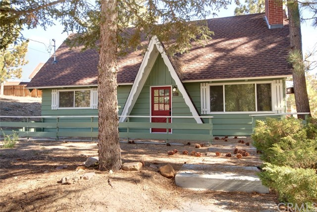 653 Temple Lane, Big Bear, CA, 92315