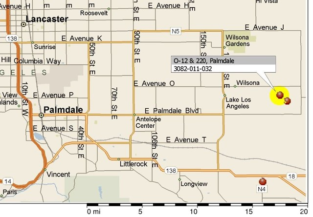39600 220 Ste Palmdale, CA 93591 - MLS #: DW17250868