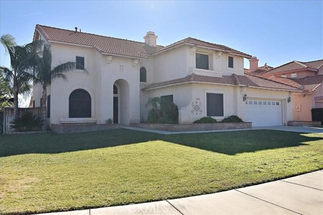 3451 N Carnation Drive, Rialto, California
