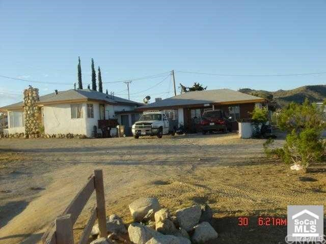 7318 Warren Vista Avenue Yucca Valley, CA 92284 is listed for sale as MLS Listing PW17102196