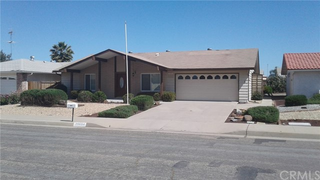 Single Family Home for Rent at 26654 Farrell Street Sun City, California 92586 United States
