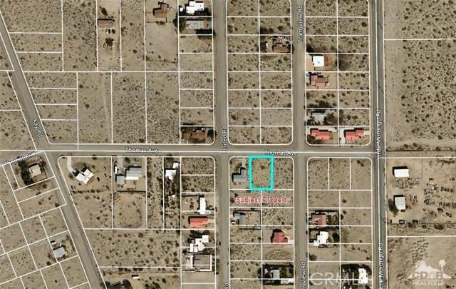 Land for Sale at Thomas Avenue Thomas Avenue Desert Hot Springs, California 92240 United States