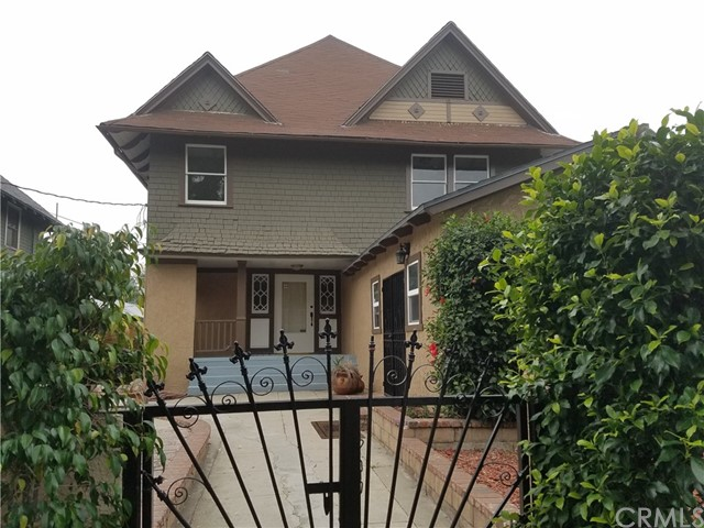 Single Family for Sale at 2315 Raymond Avenue Los Angeles, California 90007 United States