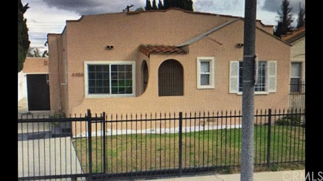 6556 4th Ave Los Angeles CA 90043