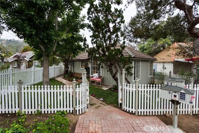 429 Shadow Lane - Laguna Beach, California