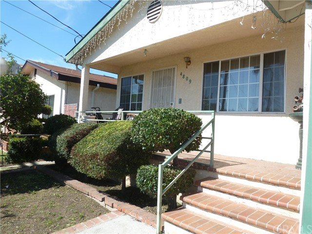 Single Family Home for Sale at 4809 Templeton Street Los Angeles, California 90032 United States
