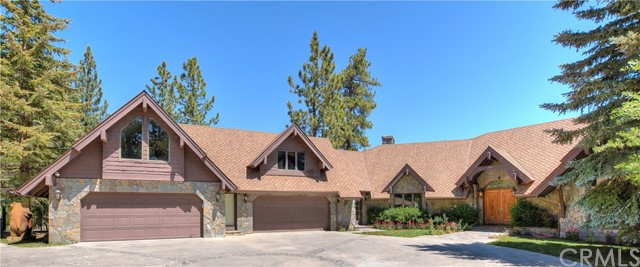 Single Family Home for Sale at 791 Cove Drive Big Bear, California 92315 United States