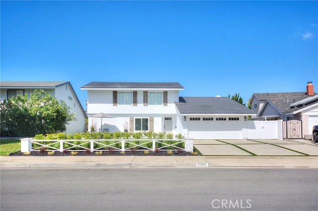 17211  Friml Lane, Huntington Beach, California