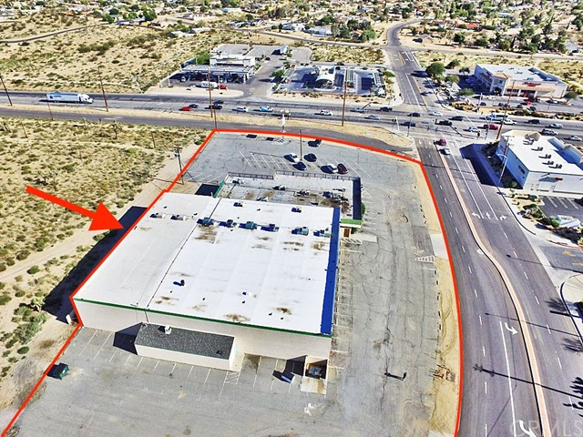 Retail for Sale at 58146 Twentynine Palms Highway Yucca Valley, 92284 United States