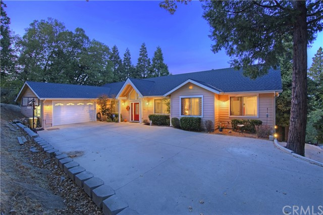 Single Family Home for Sale at 23960 Fern Glen Road Crestline, California 92325 United States