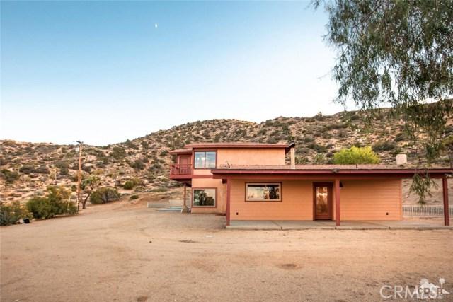 54970 Baker Yucca Valley, CA 92284 - MLS #: 217023602DA