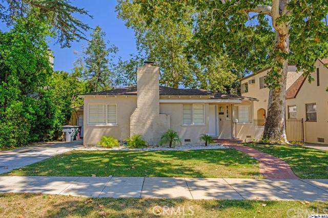 1228 Moncado Drive, Glendale, CA 91207