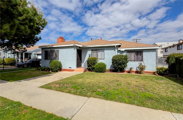 4865 118th, Hawthorne, California 90250, ,Residential Income,For Sale,118th,SB19051464