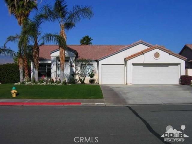 Single Family Home for Sale at 42669 Brighton Street 42669 Brighton Street Palm Desert, California 92211 United States