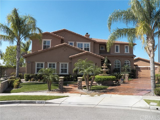 12163 Keenland Drive, Rancho Cucamonga, CA 91739