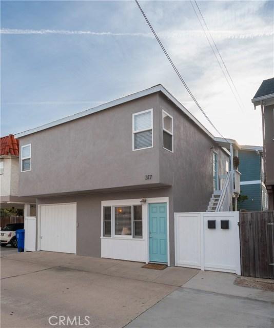 317 Crest Drive, Manhattan Beach, CA 90266