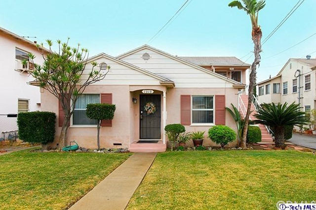 Residential Income for Sale at 1316 E Orange Grove Avenue 1316 E Orange Grove Avenue Glendale, California 91205 United States