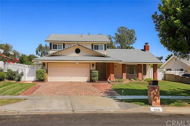 15159 Ashwood Lane, Chino Hills, California