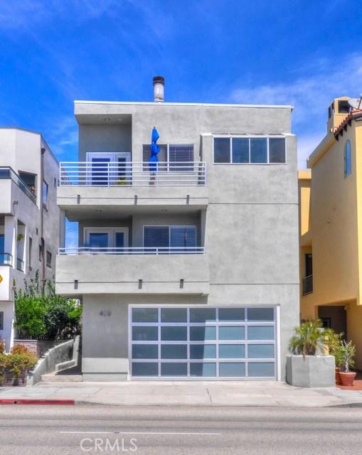409 15th Street Unit 1, Manhattan Beach CA 90266