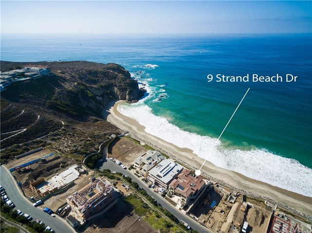 9 Strand Beach Drive Dana Point, CA 92629 - MLS #: OC17194135