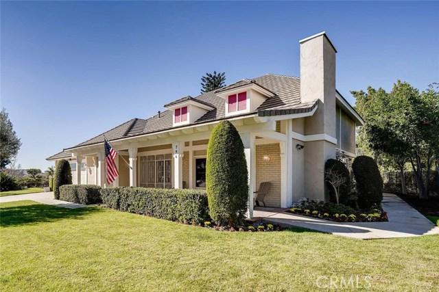 794 S Goldfinch Way, Anaheim Hills, California