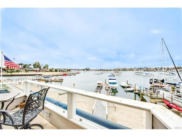 Single Family Home for Sale at 207 Edgewater Avenue E Newport Beach, California 92661 United States