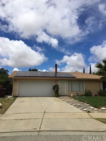 Single Family Home for Rent at 683 Valet Street Banning, California 92220 United States