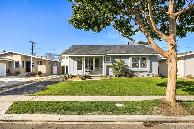 20105  Hinsdale Avenue 90503 - One of Torrance Homes for Sale