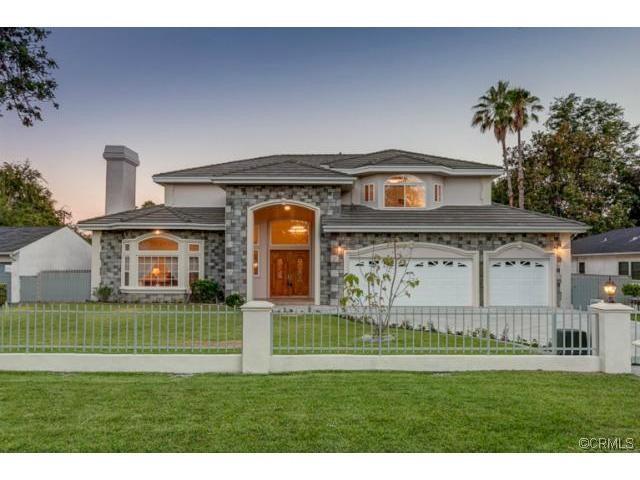 Single Family Home for Rent at 134 Las Flores Avenue E Arcadia, California 91006 United States