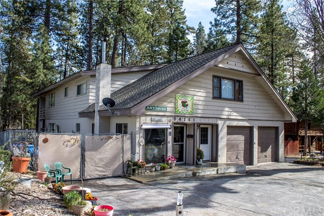 Single Family for Sale at 54141 Pine Crest Avenue Idyllwild, California 92549 United States