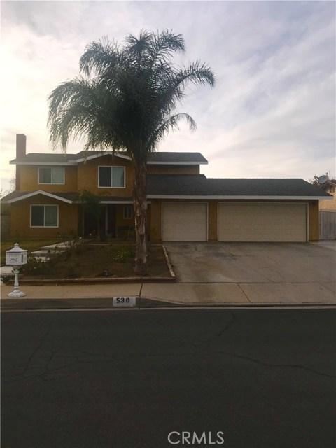 530 N Vine Avenue Rialto, CA 92376 - MLS #: CV18000998