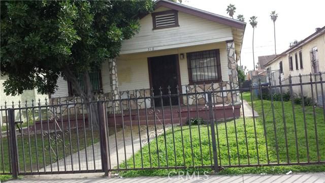 318 W 61st St, Los Angeles, CA 90003 Photo