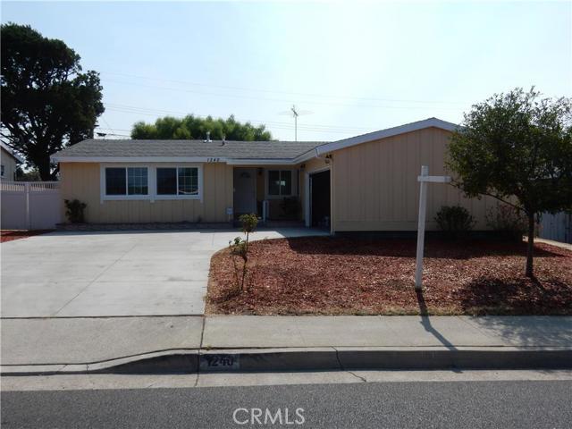 Single Family Home for Sale at 1240 Hacienda Road La Habra, California 90631 United States