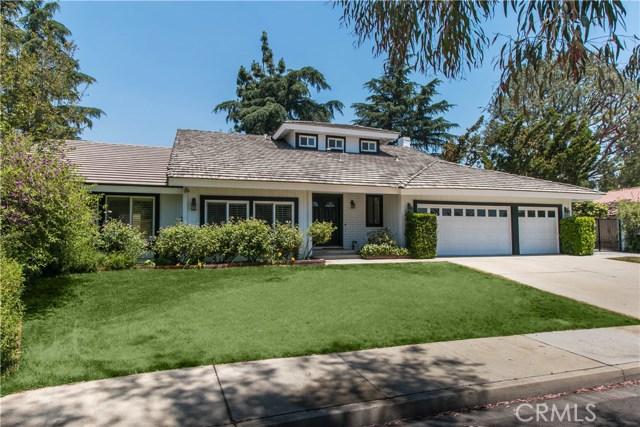 367 Duchesne Court, Claremont, California