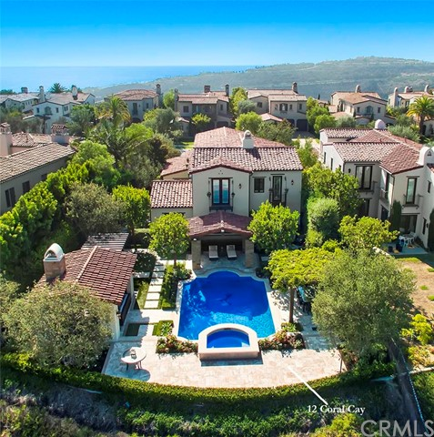 Single Family Home for Sale at 12 Coral Cay St Newport Coast, California 92657 United States