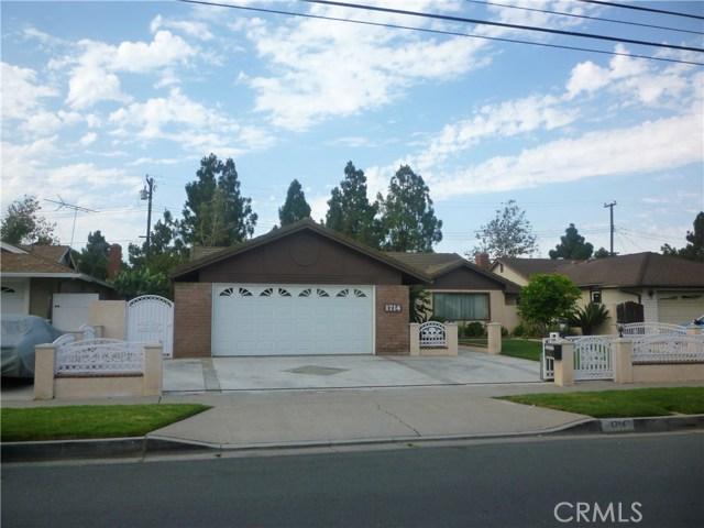 Photo of 1714 W Adams Street, Santa Ana, CA 92704