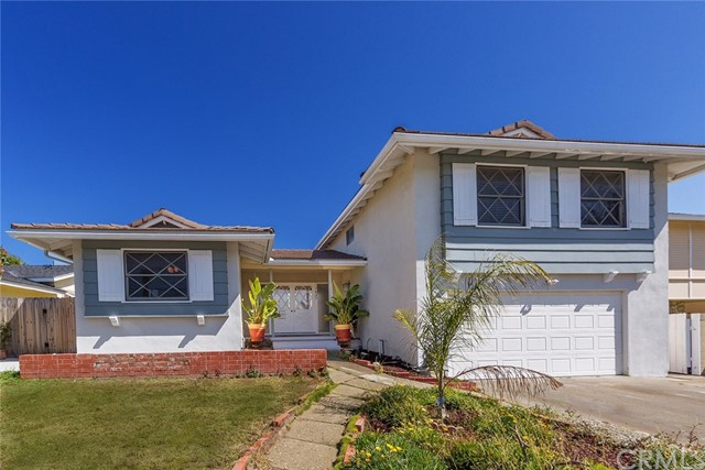 Single Family Home for Sale at 1027 Ashbridge Lane Harbor City, California 90710 United States