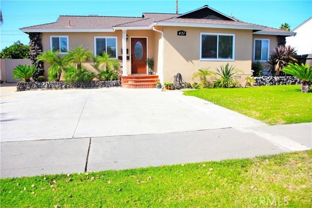 431 Orangethorpe Avenue, Fullerton, CA, 92832