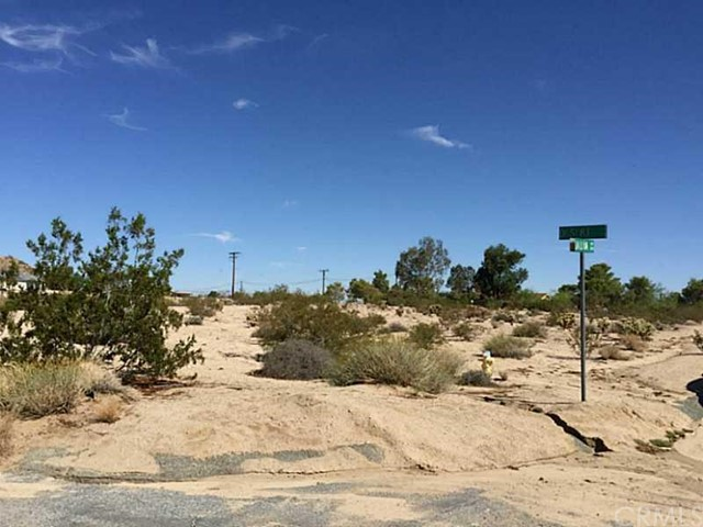0 Desert Trail Drive, 29 Palms, CA, 92277