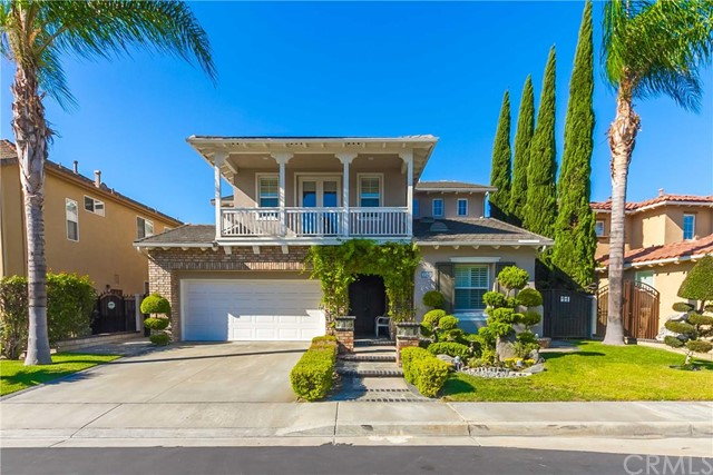 Single Family Home for Sale at 1361 West Harrison St 1361 Harrison La Habra, California 90631 United States