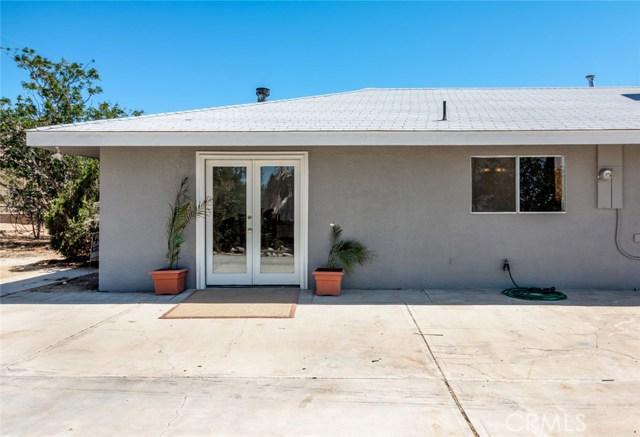 7168 Mount Lassen Avenue Joshua Tree, CA 92252 - MLS #: JT18158263