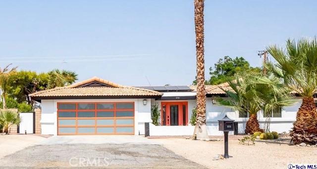 372 Dominguez Road, Palm Springs, California 92262, 3 Bedrooms Bedrooms, ,2 BathroomsBathrooms,Residential,For Sale,Dominguez,320004816