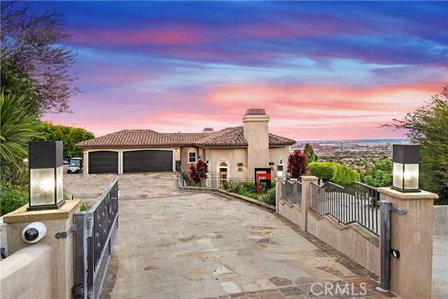 2800 Colt Road, Rancho Palos Verdes, California 90275, 5 Bedrooms Bedrooms, ,2 BathroomsBathrooms,Single family residence,For Sale,Colt,SB20229939